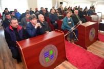 ÇıNARLıK - Ünye'de Yeni Kapalı Çarşı İçin Son İhale Yapıldı