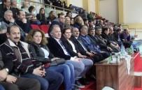 ZÜLKIF DAĞLı - Vali Dağlı, Basketbol Maçını İzledi