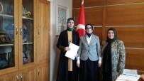 AYDOĞAN - AK Parti Çerkezköy İlçe Kadın Kolları Başkanlığına Atama