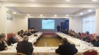 MUSTAFA ÇETIN - Akademisyenler İhlas Vakfı'nda Buluştu