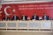 HALK OTOBÜSÜ - Alanya Belediyesi Şubat Ayı Olağan Meclis Toplantısı