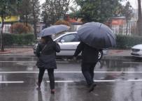 YAĞMURLU - Aydın Yağışlı Havanın Etkisine Giriyor