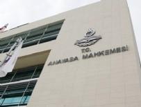 SAYIŞTAY - AYM CHP'nin başvurusunu reddetti