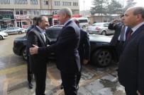Bakan Yardımcısı Yavilioğlu'ndan Başkan Memiş'e Ziyaret