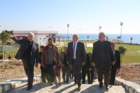KıZKALESI - Başkan Tollu Açıklaması 'Kızkalesi'ni Turizmin Gözbebeği Haline Getireceğiz'