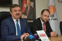 Başkan Yurdunuseven Açıklaması 'Halkımız İradesini Ortaya Koyacak'