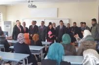 Bingöl'de Türkçe Öğrenen Suriyeliler Sertifika Aldı
