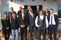 TURİZM SEZONU - Bodrum'da 2017 Tanıtım Çalışmaları Sürüyor