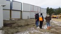 TIR ŞOFÖRÜ - Bolu'dan Çanakkale'deki Depremzedelere 100 Konteyner Gönderiliyor