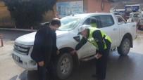 KIŞ MEVSİMİ - Bozüyük'te Trafik Denetimleri Arttırıldı