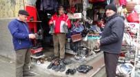 ULU CAMİİ - Bu Da İkinci El Ayakkabı