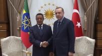 TİCARET ANLAŞMASI - Büyükelçi Olarak Çalıştığı Türkiye'ye Cumhurbaşkanı Olarak Geldi