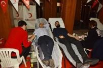 BEYİN TRAVMASI - Büyükşehir Personelinden Kan Ve Kök Hücre Bağışı