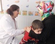 UYKUSUZLUK - Dr. Asiye Akdoğan Açıklaması Bronşit Atleti Solunum Sıkıntısını Artırıyor