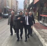 Dr. Özen, Referandum İçin Zonguldak'ta Sahalara İndi