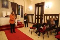 İŞ GÜVENLİĞİ - Edirne Belediye Başkan Yardımcısı Gegeoğlu Açıklaması 'İş Güvenliğini Önemsiyoruz'
