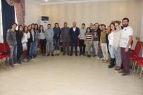 Elazığ'da 11 Ülkeden 31 Kişiye Seminer Verildi