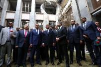 AHMET AYDIN - Etiyopya Cumhurbaşkanı Mulatu Teshome, TBMM'yi Ziyaret Etti