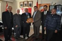 GÖR-BİR'den MHP İl Başkanlığına Ziyaret