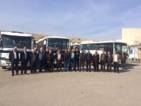 HALK OTOBÜSÜ - Halk Otobüsü Şoförleri 'Evet' Diyor