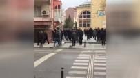 KIZ KAÇIRMA - İstanbul'da Cenaze Namazı Çıkışı Silahlı Dehşet