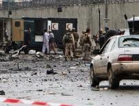 KABIL - Kabil'de intihar saldırısı