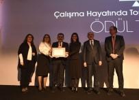 CİNSİYET EŞİTLİĞİ - Kadın Yöneticilere Verdiği Önem MTSO'ya Ödül Getirdi