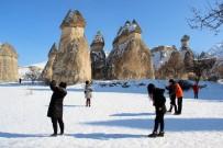 ATATÜRK EVİ - Kapadokya Bölgesini Ocak Ayında 44 Bin 502 Turist Ziyaret Etti