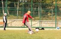 ZIYA DOĞAN - Kastamonuspor'da Hedef Play-Off Oynamak