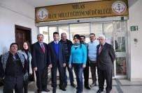 Kızılay'dan Okullara Öğretici Takvim