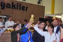 MESLEK LİSELERİ - Köyceğizli Öğrenciler Uluslararası Altın Kep Aşçılar Yarışmasında 3. Oldu