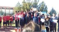 UMUTLU - Kulp Yatılı Bölge Ortaokulu Türkiye Gruplar Kros Yarışmalarına Gidiyor