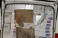KAÇAKÇILIK OPERASYONU - Mardin'de 60 Bin Paket Kaçak Sigara Ele Geçirildi