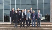 KUTLUBEY - Meclis Üyelerinden Kutlubey Kampüsüne Övgü