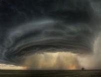 YAĞMURLU - Meteoroloji Orta Akdeniz için fırtına uyarısı yaptı