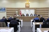 PLAN BÜTÇE KOMİSYONU - Niğde Belediye Meclisi Şubat Ayı Toplantısını Yaptı