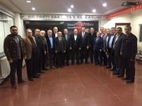Orhan Bey Üniversitesi İlgili Toplantılar Devam Ediyor
