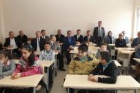 ESNAF ODASı BAŞKANı - Ortaokul Ek Binası İkili Öğretime Son Verdi