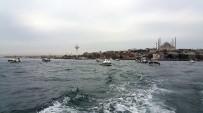 AHıRKAPı - Kaybolan Balıkçının Ailesi Tekneyle Denizde Arama Yaptı