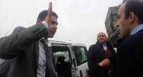 BIBER GAZı - Vatandaş polise vuran zanlıyı linç etmeye çalıştı