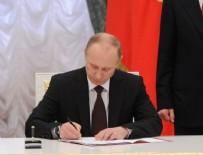 VLADIMIR PUTIN - Putin Türk Akımı'nı onaylandı