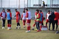 VE GOL - Sivasspor, Samsunspor Maçının Hazırlıklarını Sürdürüyor