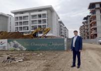 MUSTAFA DÜNDAR - Soğanlı'da Yeni Bir Şehir Doğuyor