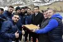 GÜMÜŞHANESPOR - Spor Toto 2.Lig
