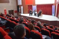 MIMAR SINAN ÜNIVERSITESI - Süleymanpaşa'da Klasik Müzik Rüzgarı Semplice Quartet İle Esti