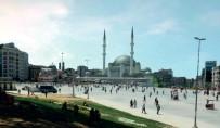 KAMU YARARı - Taksim'e Yapılacak Caminin Fotoğrafları Ortaya Çıktı