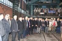 AHMET DEMIRCI - TTK Gelik İşletmesi'nde Yeni Üretim Panosu Açıldı