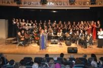 CEMAL ŞAHIN - Türk Sanat Müziği Korosu'ndan Sezon Ortası Konseri