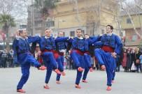 Uluslararası Kahramanmaraş Kurtuluş Günü Halk Oyunları Gösterileri Başladı