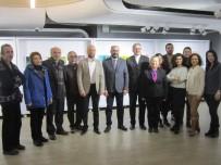 YALIN - Uşak Üniversiteli Zafer Güngen'den 'Anlatıcı-Narrator' Sergisi